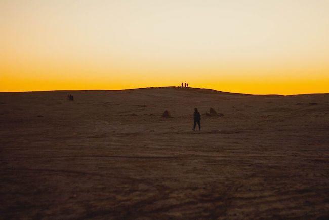 Dunes électroniques