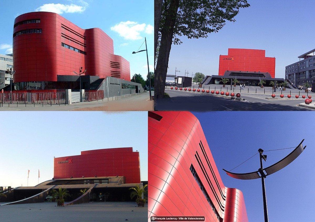 Théâtre du Phénix à Valenciennes