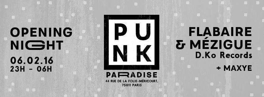 Punk Paradise