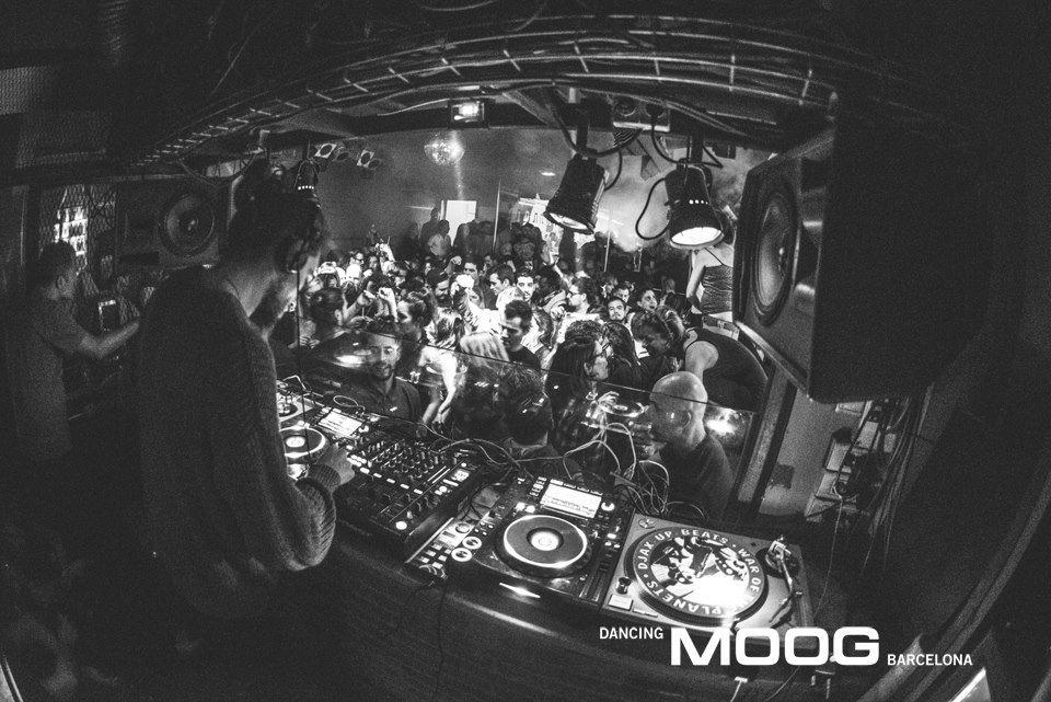 Moog Barcelone