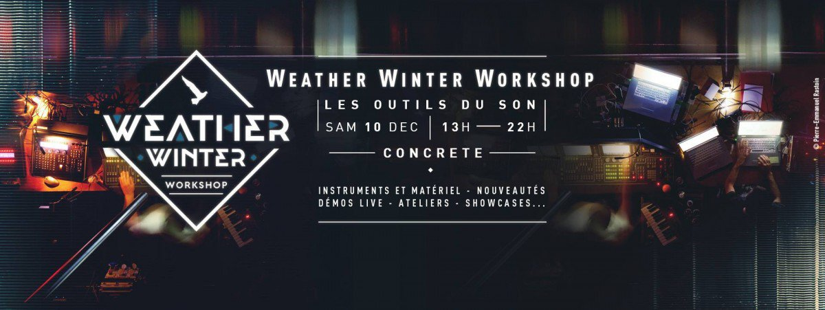 Weather Winter Workshop