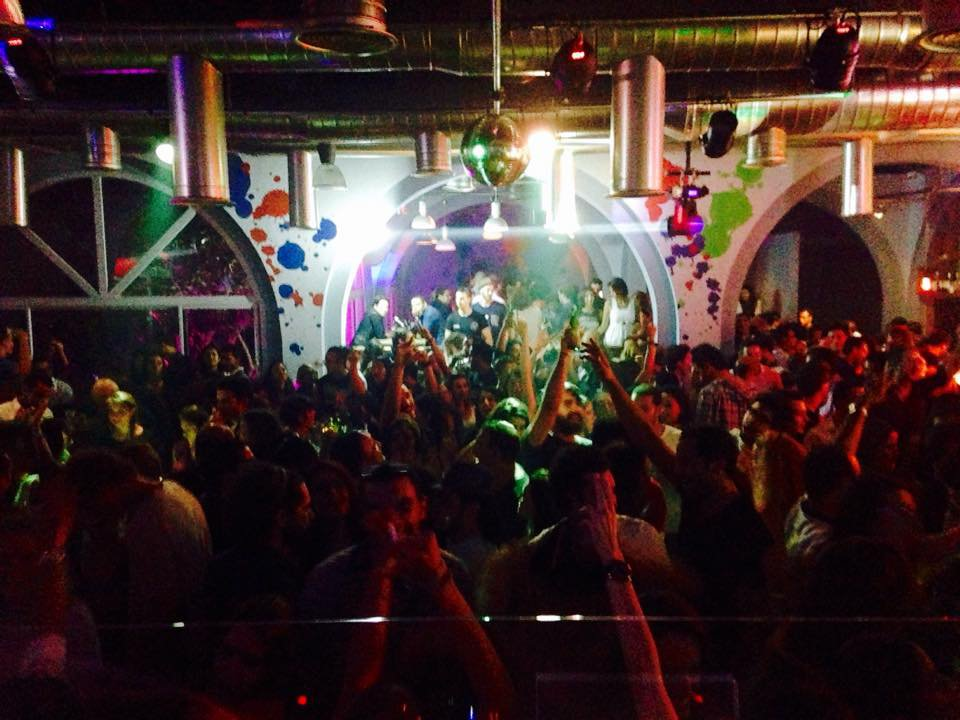 Une soirée Frd & Friends @ Carpe Diem (Tunis)