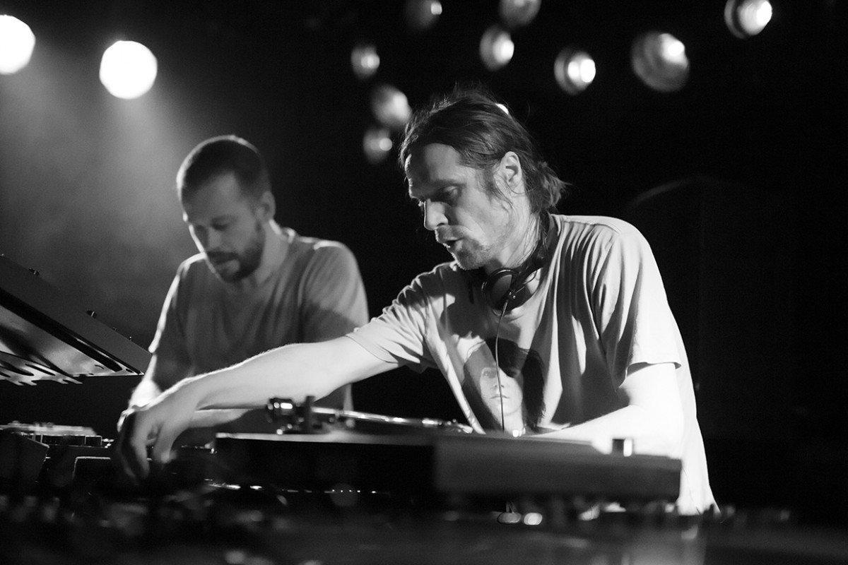 Sebastian Mullaert & Ulf Eriksson