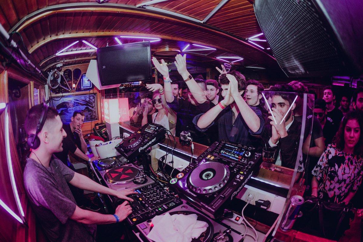 DJ Bok Bok - ©Sarah Bastin