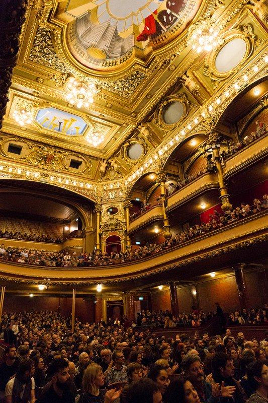 Philip Glass @ Victoria Hall - Antigel Festival / @Aude Haenni