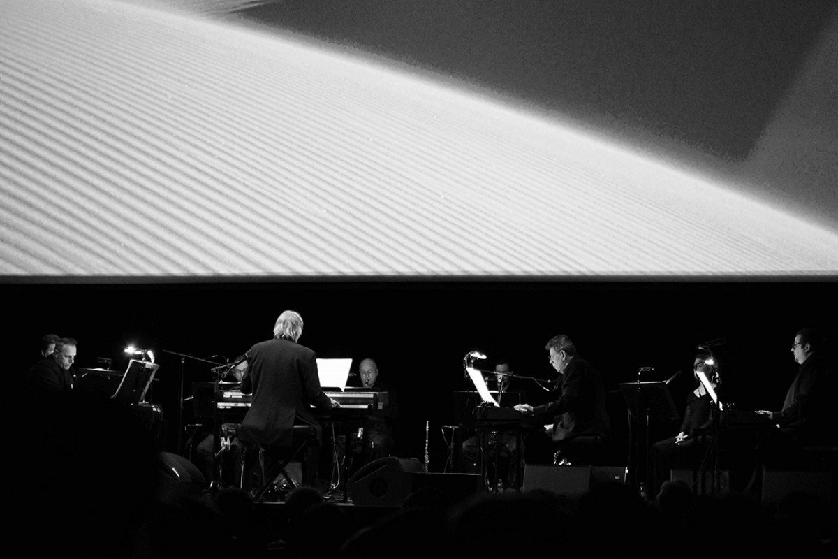 Philip Glass @ Victoria Hall - Antigel Festival / @Aude Haenni