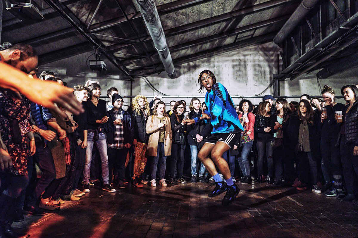 Mykki Blanco @ Antigel Festival / ©amdo photo