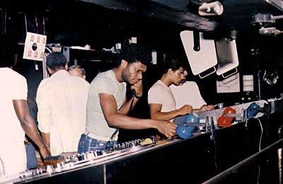 Larry Levan, DJ résident du Paradise Garage