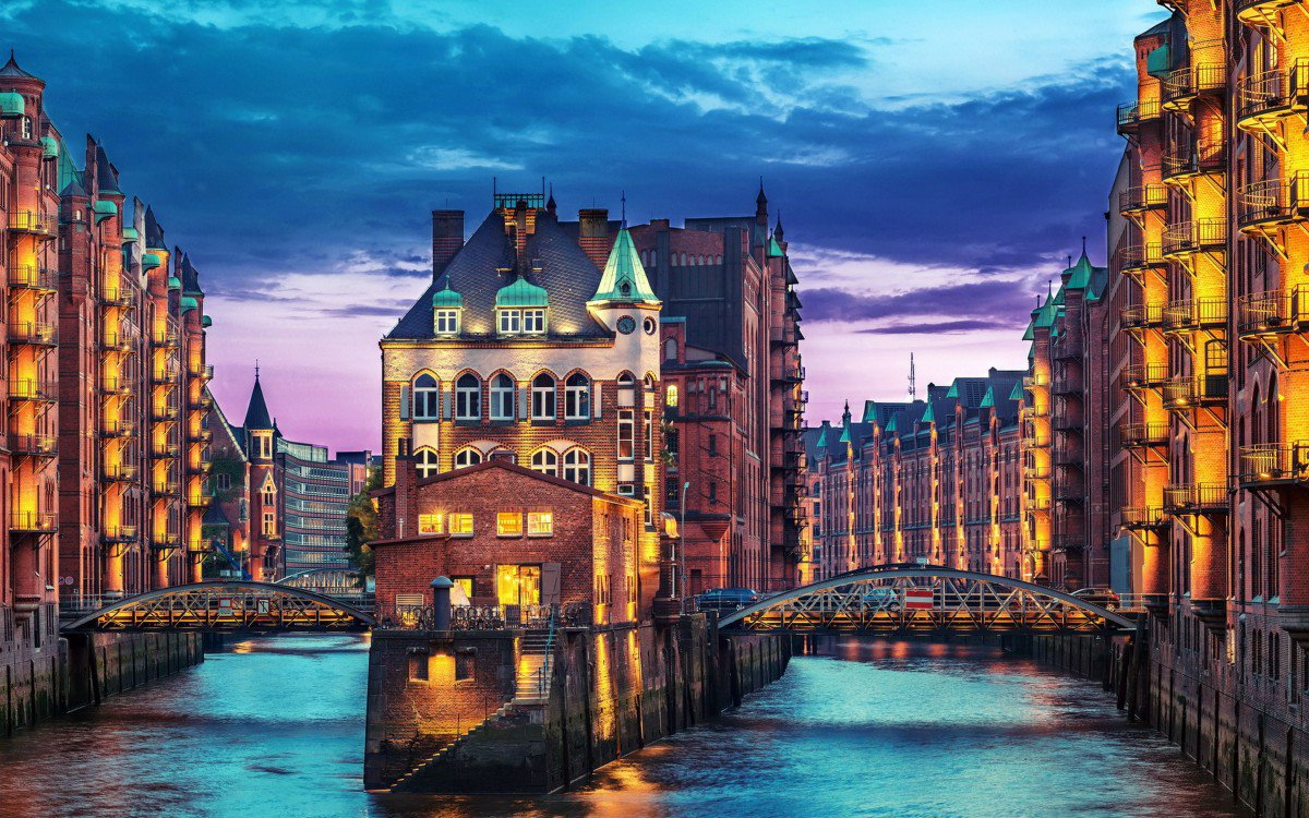 Hambourg, Allemagne N/C