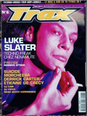 TRAX #6 Luke Slater