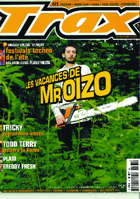 Mr Oizo, TRAX