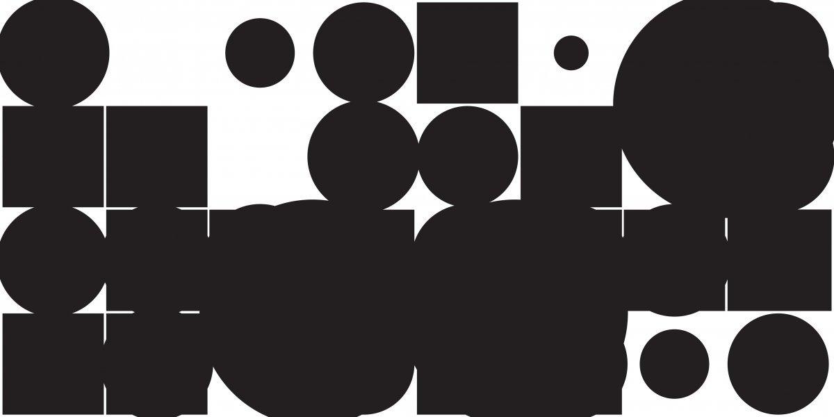 Elseq 1-5 Artwork composition - by the Designers Republic