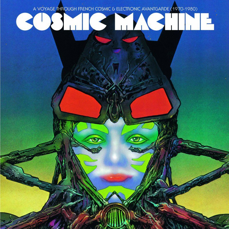 Cosmic Machine