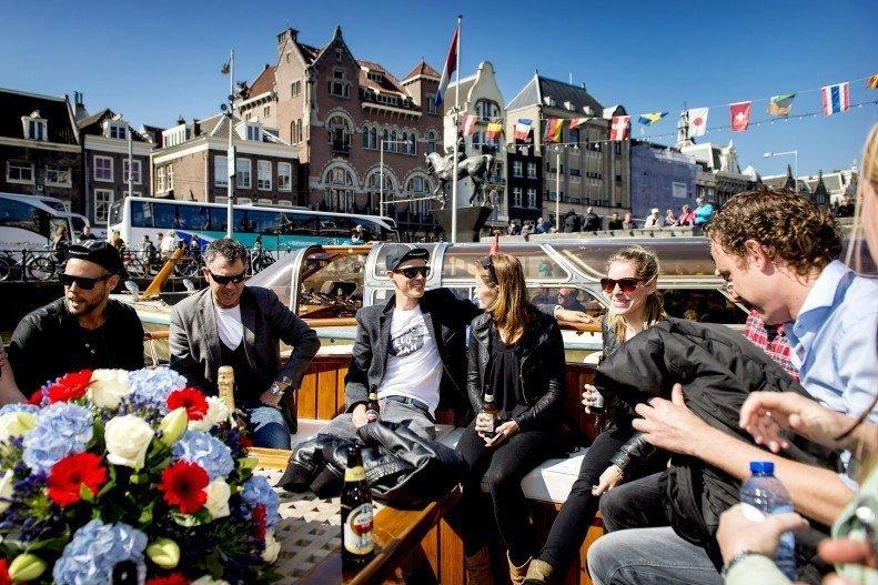 Amsterdam (Koen van Weel - ANP-AFP)