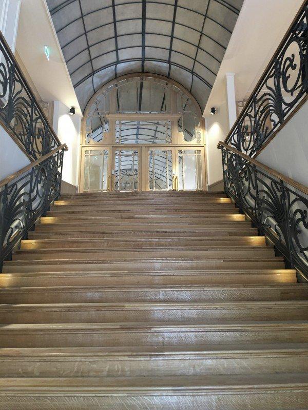 escaliers elysée montmartre