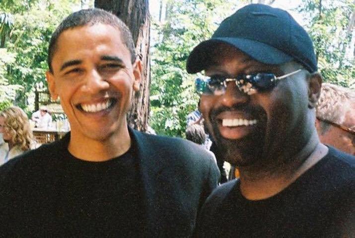 Barack Obama House Head