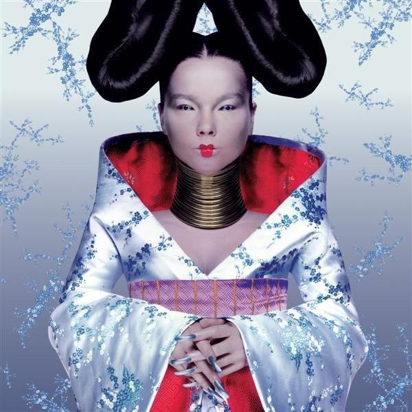 Björk - Homogenic (Cover)