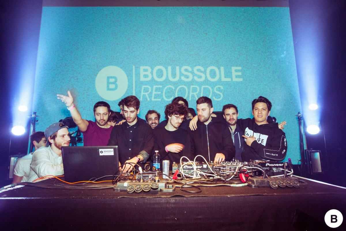 Boussole Records