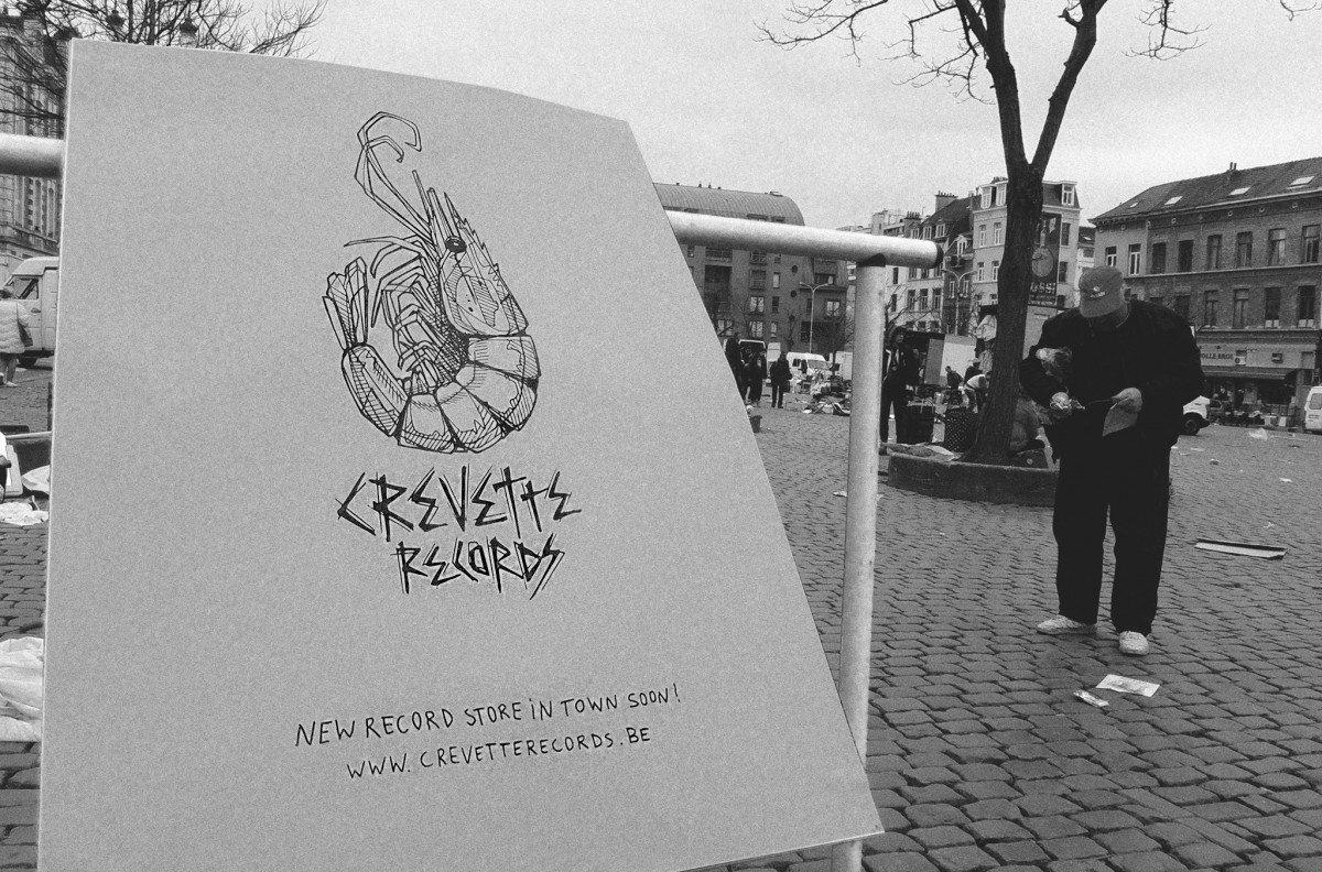Crevettes Records  (disquaire Bruxelles)