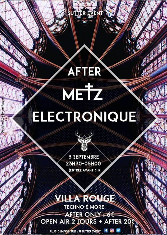 Metz Electronique (Flyer)