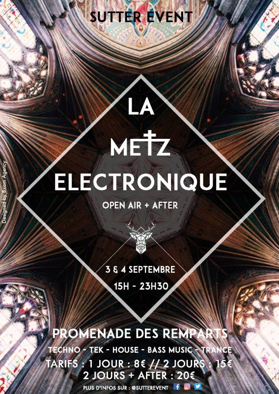 Metz Electronique flyer