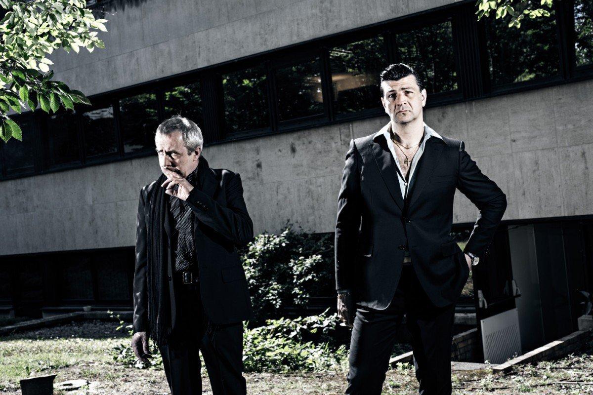 Arnaud Rebotini + Christian Zanési