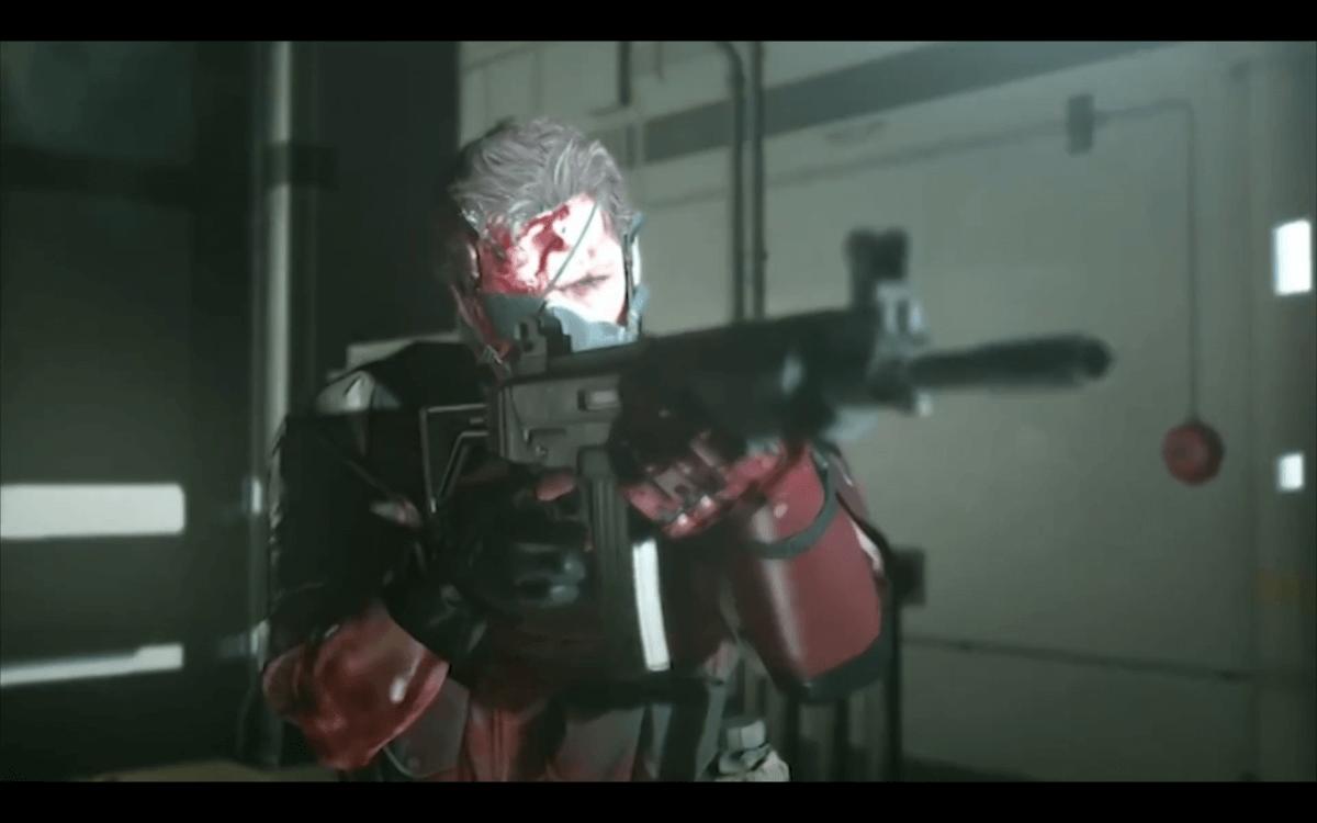 Boe Strummer / Metal Gear Solid