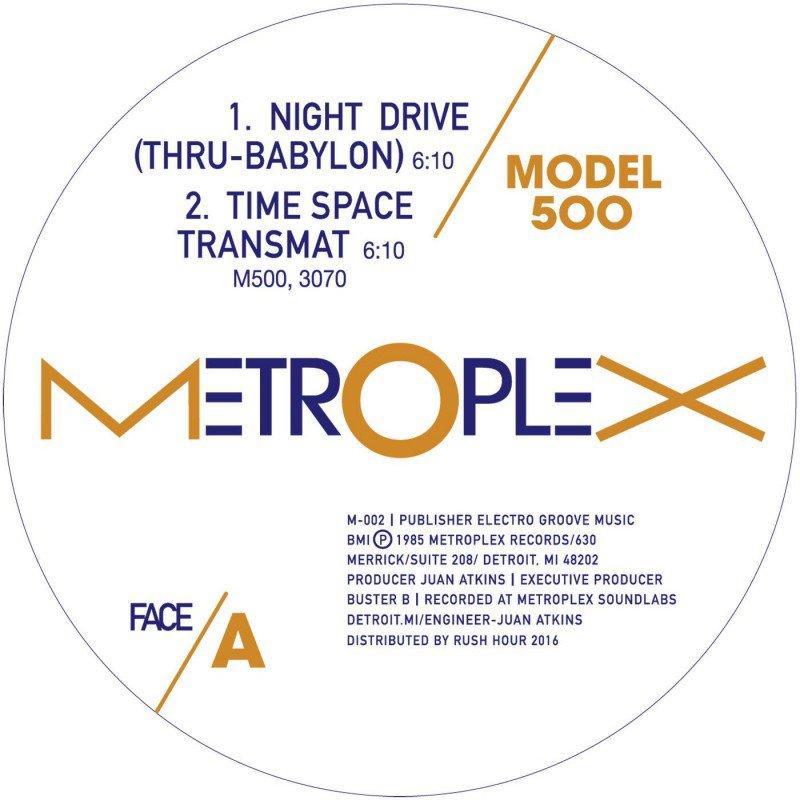 Metroplex - Night Drive