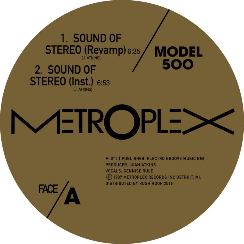 Metroplex - Sound of Stereo - Off to Battle
