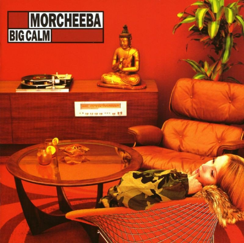 Morcheeba - Big Calm (Cover)