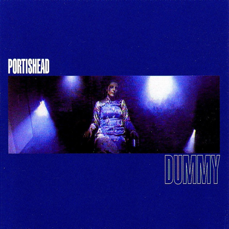 Portishead - Dummy (Cover)