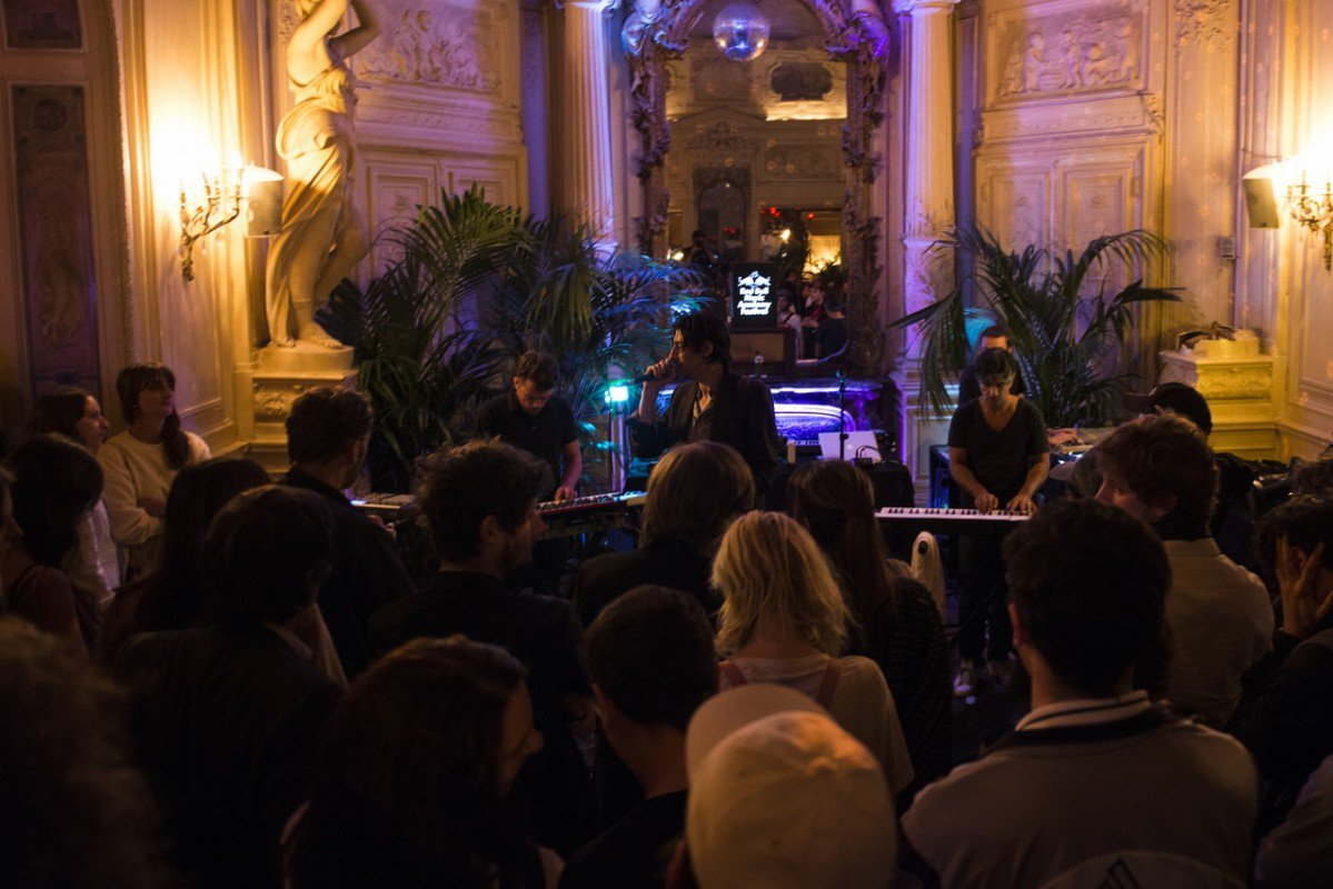 RBMA Festival Pigalle