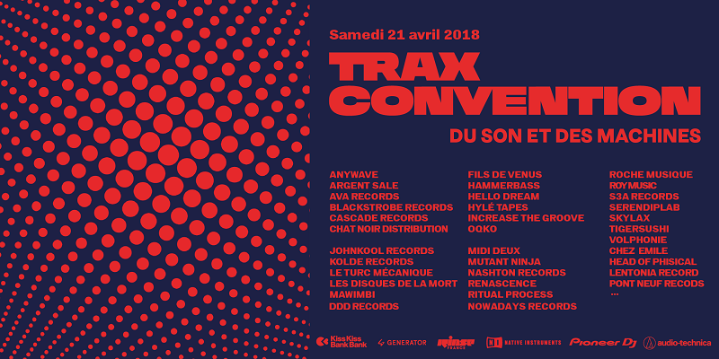 trax convention
