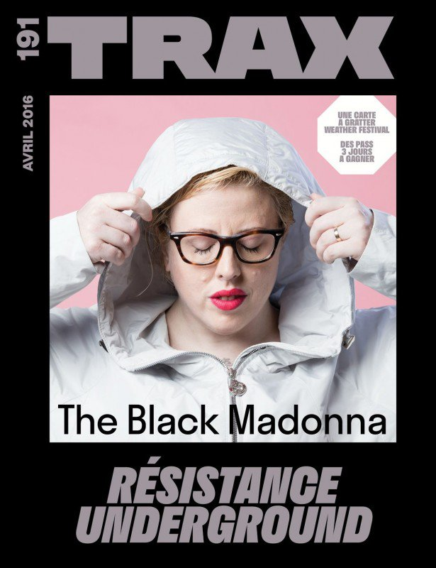 Trax Cover Black Madonna