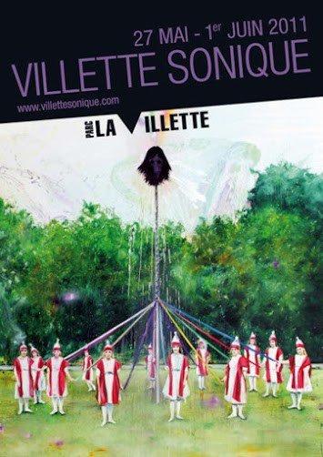 Villette Sonique affiche