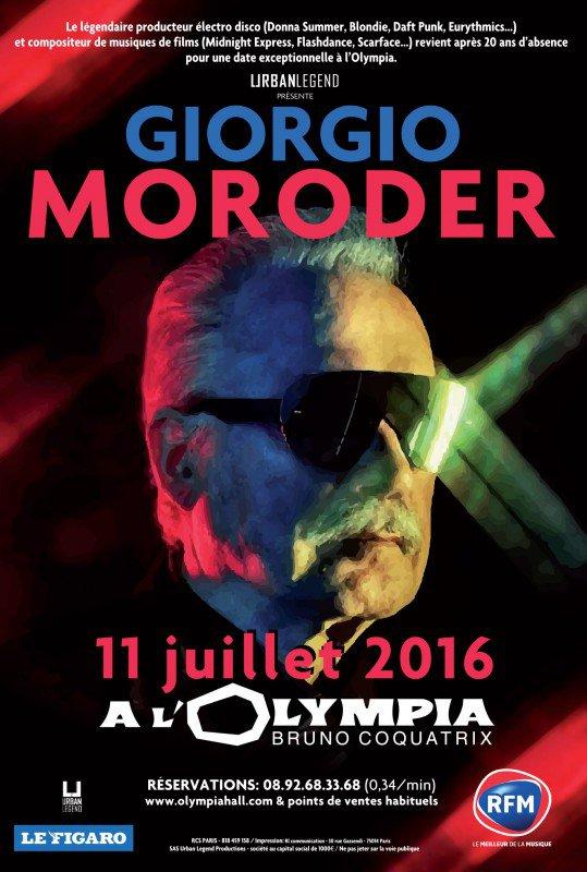 Georgio Moroder