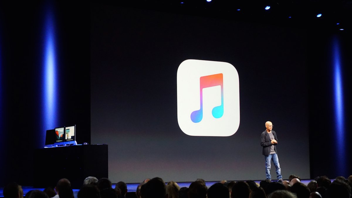 La keynote d'Apple au lancement de son Apple Music