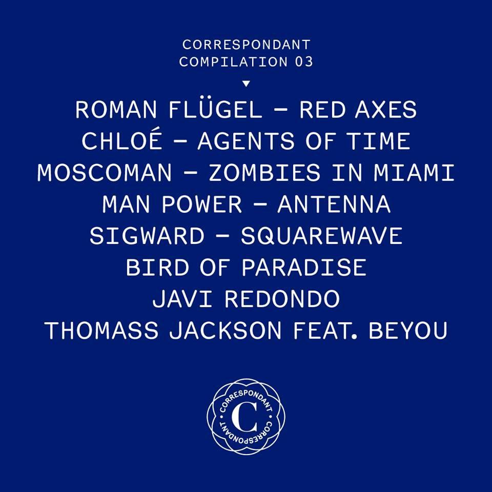 correspondant