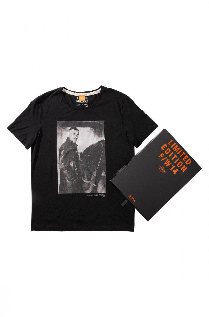 Sven Marquardt collection édition limitée Hugo Boss Automne/Hiver 2014