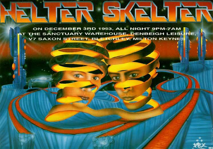Helter Skelter 3 Décembre 1993