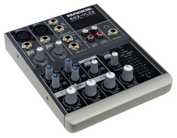 La petite mixette 402-VLZ3 de chez Makie