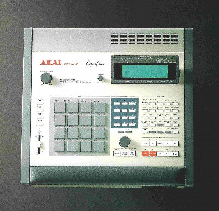mpc machine akai