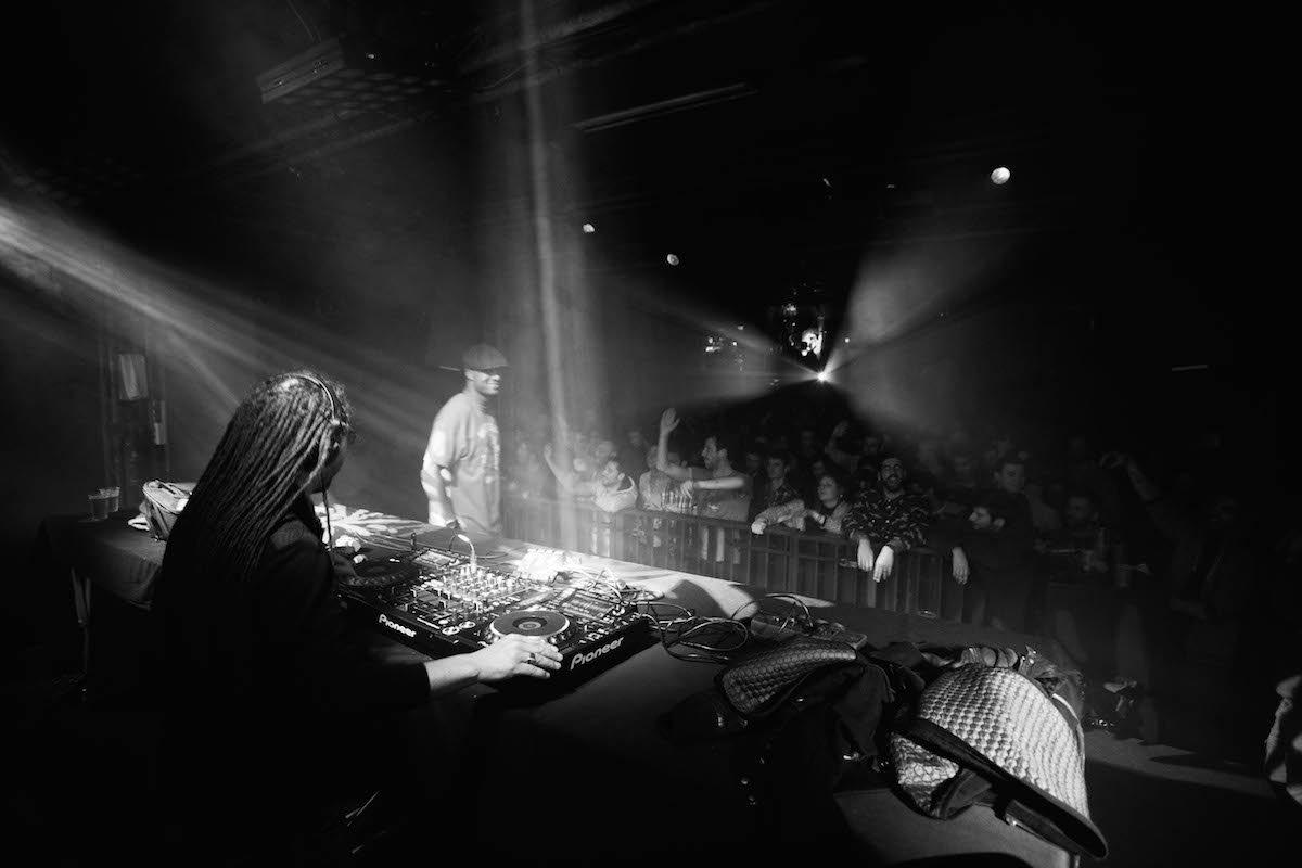 Roni Size & MC Dynamite - ©Jérémie Vercheres