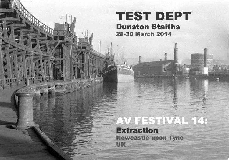 festival new castle test dept