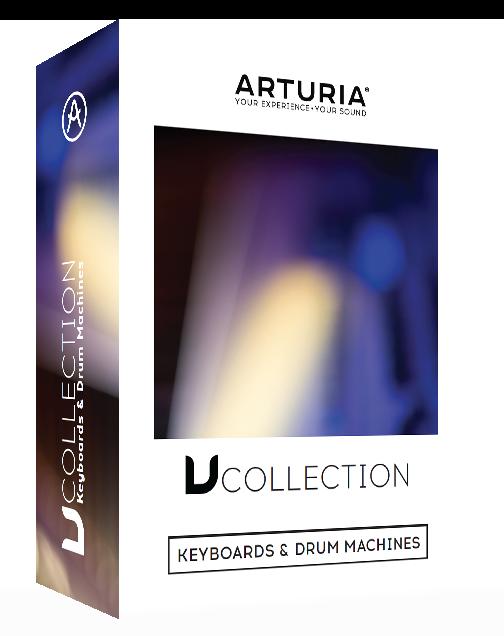 collection arturia